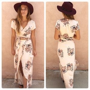 Dresses & Skirts - LAST 1️⃣ Let Me Go Maxi Set